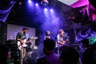 CADÛ Release Show B72